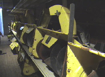 Used snowblowers John Deere snowblower tractor attachment