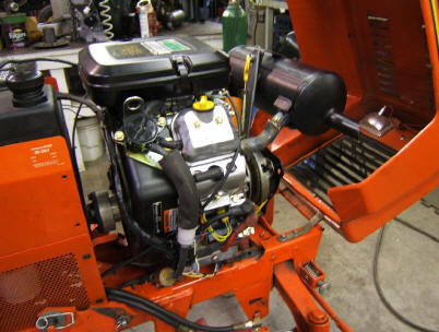 4020 ingersoll case garden tractor repower ingersoll Diesel Ignition Switch Wiring Diagram at n-0.co