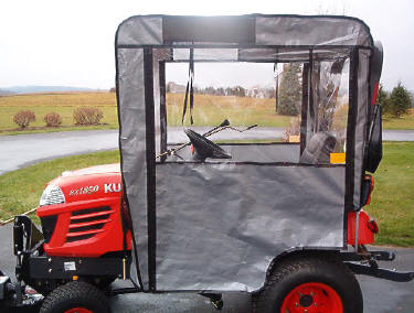 Tractor Cab Universal