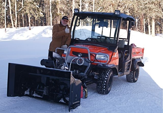 Kubota Front Snowblower - Donkiz Sale - Classified Search Engine