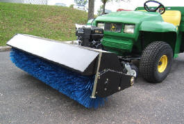 Utility Vehicle Broom Broom For Utility Vehicle