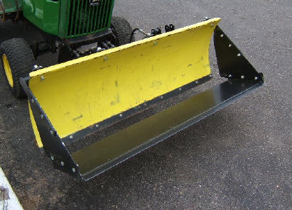 John Deere Garden Tractor Attachments