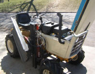 35 horsepower repower on Super Cub Cadet