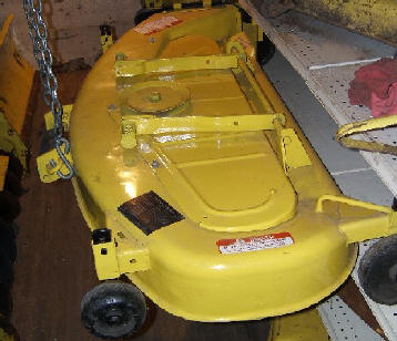 Identifying Jd 318 Mower Deck Mytractorforum Com The