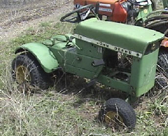 John Deere Tractors For Sale Near Me >> Lawn and Garden - Outdoor Equipment - New and Used - Jim's Repair / Jim's Tractors