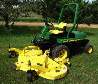 Mow Plow Drag Compact Tractor Pirate4x4 Com 4x4 And