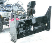 2 Stage Snowthrower for ATV