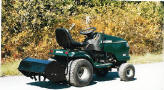 We Have Tractor Attachments To Fit Most Any Lawn Tractor.
