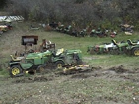 Mower Junkyard - MyTractorForum.com - The Friendliest Tractor