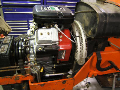 Simplicity Tractor Repower Simplicity System 9020